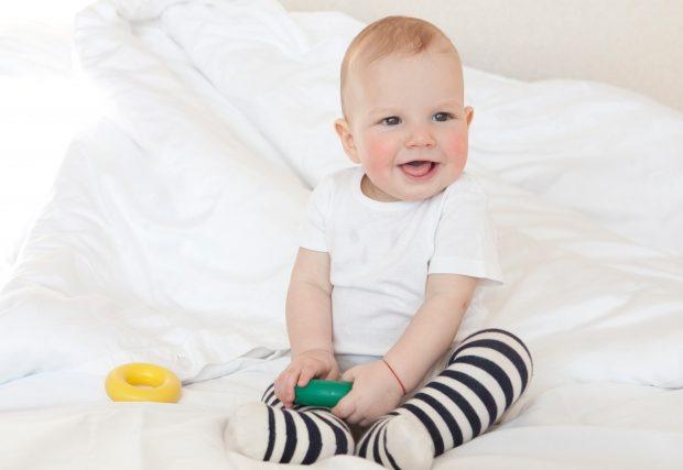 【読んだらできる!おうち英語】5~8ヵ月の赤ちゃん編
