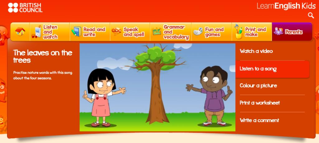 【Learn English Kids】スクリーンショット