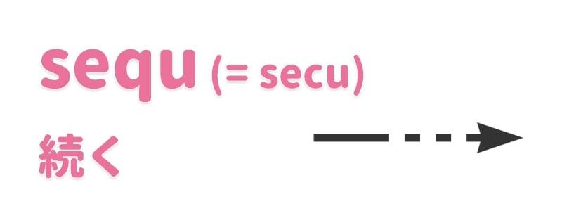【sequ(=secu)】続く